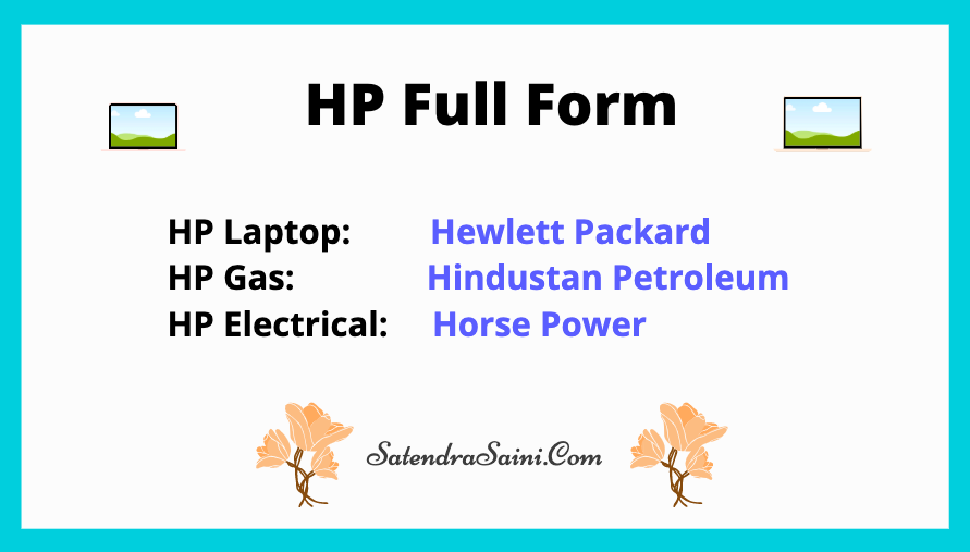 HP Full Form