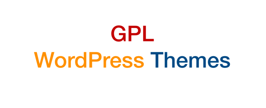 Best GPL WordPress Themes For Beginners In 2021