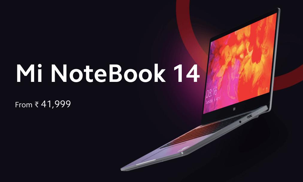 Mi Notebook 14 XMA1901 Best Laptop Under 45000