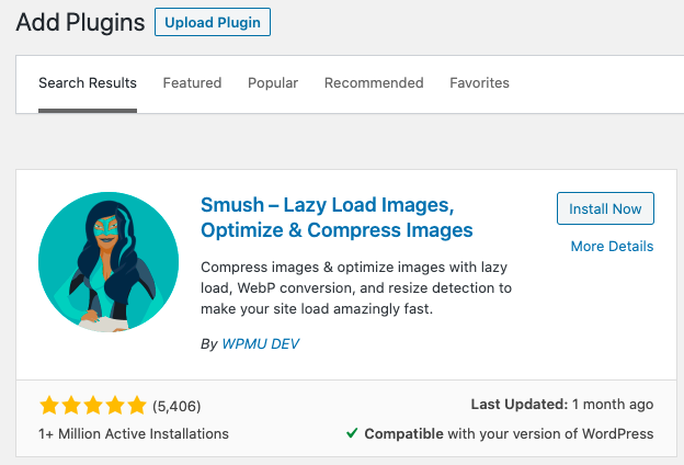 Must Have WordPress Plugins Smush Lazy load images, Optimize & Compress Images