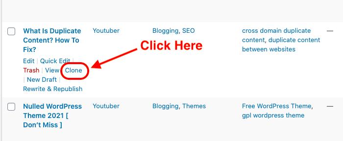 Must Have WordPress Plugins Yoast Duplicate Post