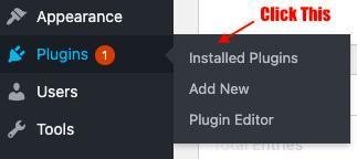 Instal plugin