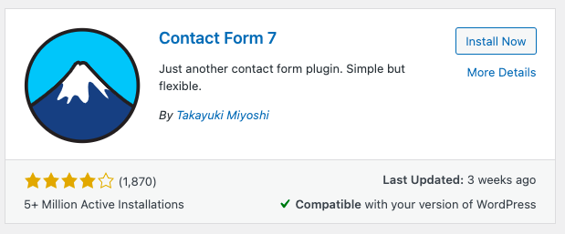 how to create contact form 7