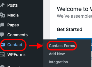 Create Contact Us Form From Contact Form 7